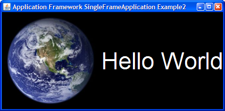 Demo   SingleFrameExample2